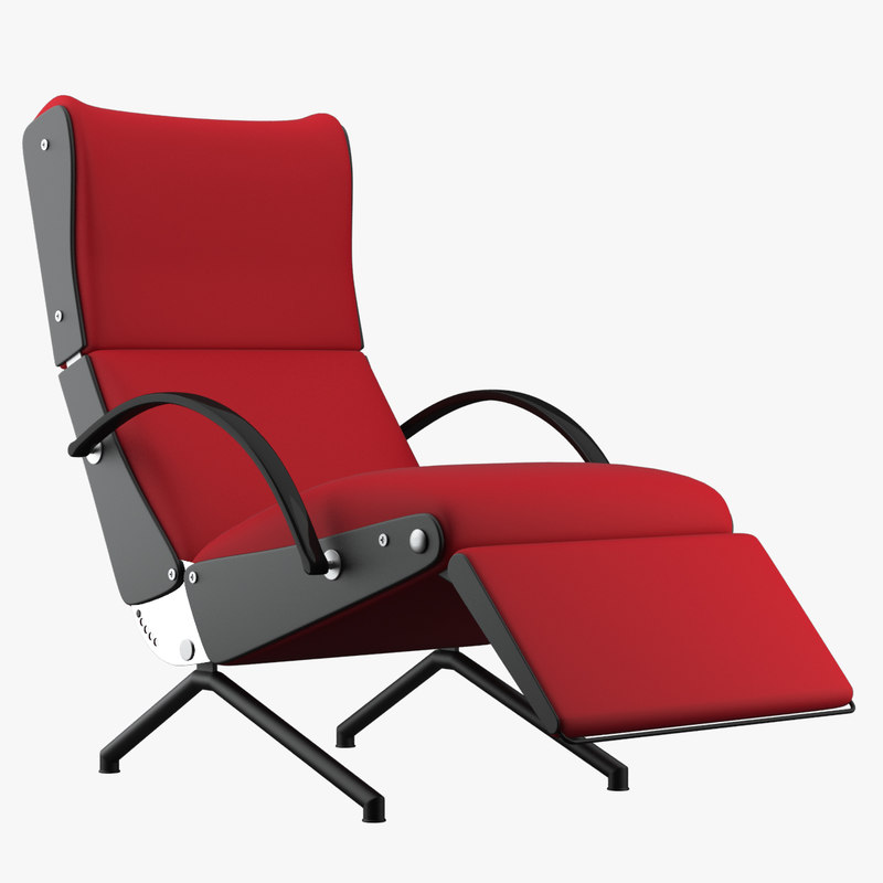 borsani p40 lounge chair max