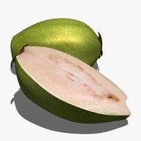 guava scanline 3d max