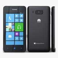 Huawei Ascend W2 Black