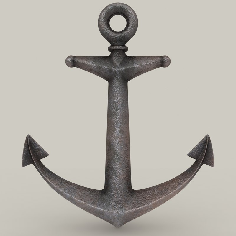 3d anchor old model