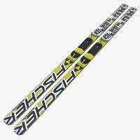 3d model of ski jumping