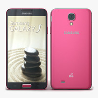 samsung galaxy j pink 3ds