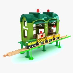 max kids train set 2