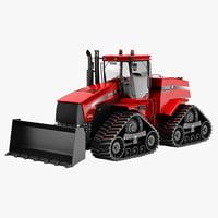 QuadTrac Tractor Case STX