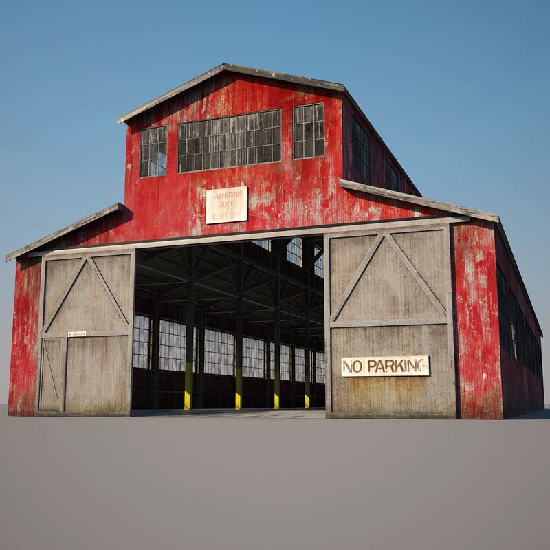 old warehouse max