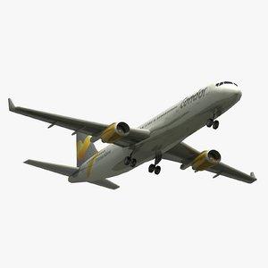 3ds max boeing 757-300 condor 757