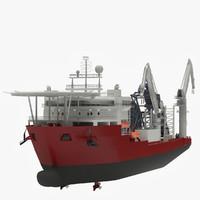 Apache II Ship