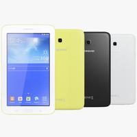 Samsung Galaxy Tab 3 Lite All Colors