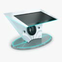multitouch table 3D models