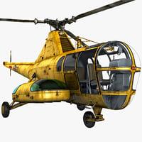 sikorsky h-5 2 max