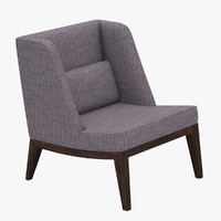 3d east wormley chair