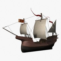 venetian carrack 3ds