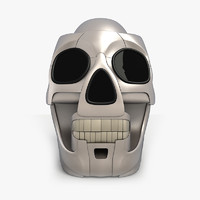max metallic skull