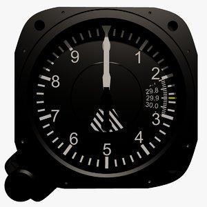 air craft altimeter instrument max