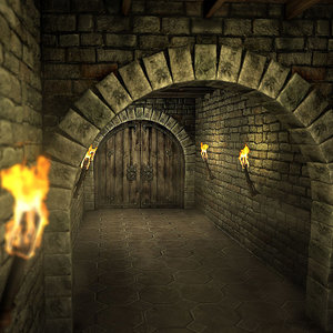 medieval castle max
