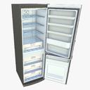 refrigerator 3D models