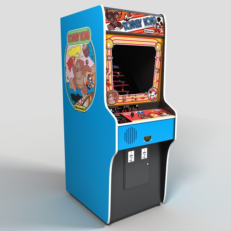 kong arcade machine for sale