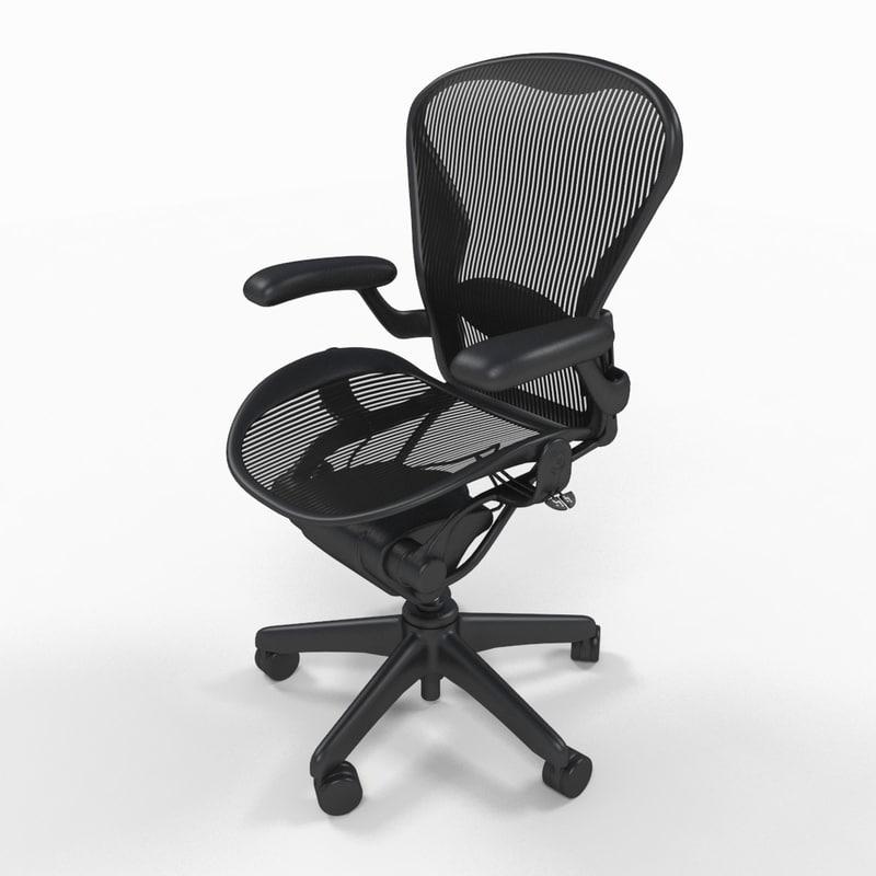 chair classic aeron adjusting watch