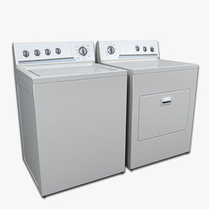 max washer dryer