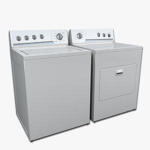 max washer dryer