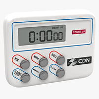 Digital Timer and Clock CDN TM8