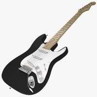 fender stratocaster blackie max