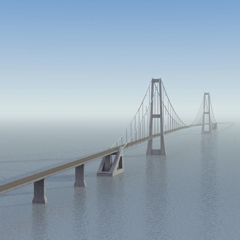 suspension bridge 3ds