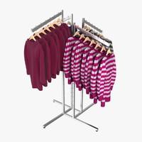 Women's Sweater Rack