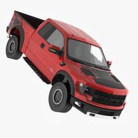 3d svt raptor model