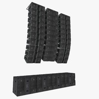 JBL VTX Line Array Sytem