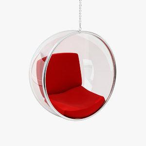 max eero aarnio bubble chair