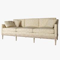 Sofa Salda Griffe 8552