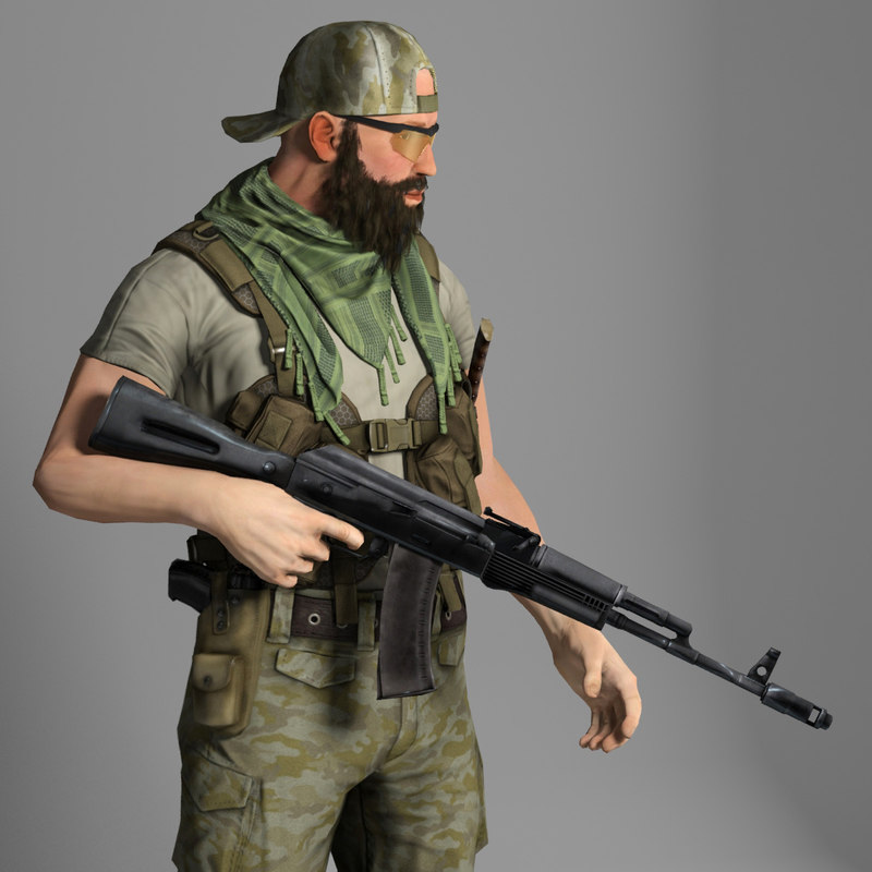 max soldier mercenary set 2