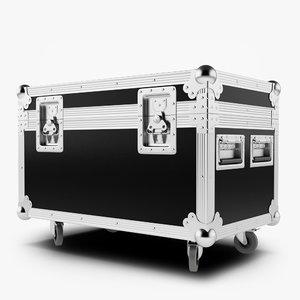 flightcase case 3d model