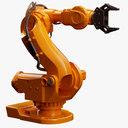 ABB IRB 7600 Industrial Robot
