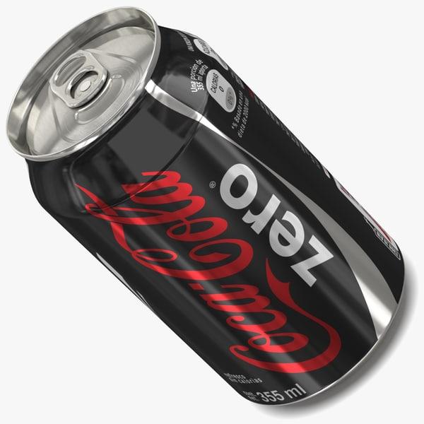 3ds max coke zero