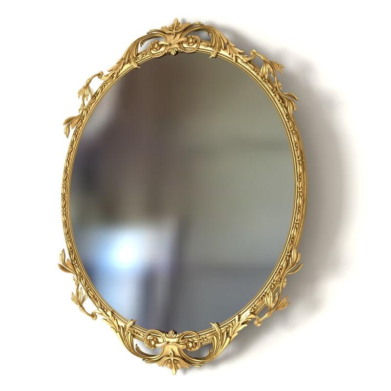 3ds max mirror francesco