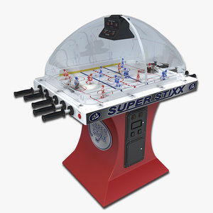 arcade hockey 3ds