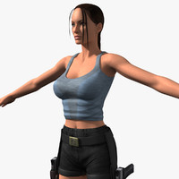 Female Raider