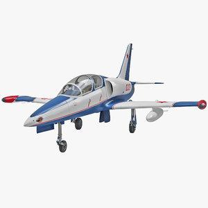 3d aero vodochody l-39 albatros model
