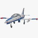 Aero Vodochody L-39 Albatros Russian Jet Trainer Aircraft