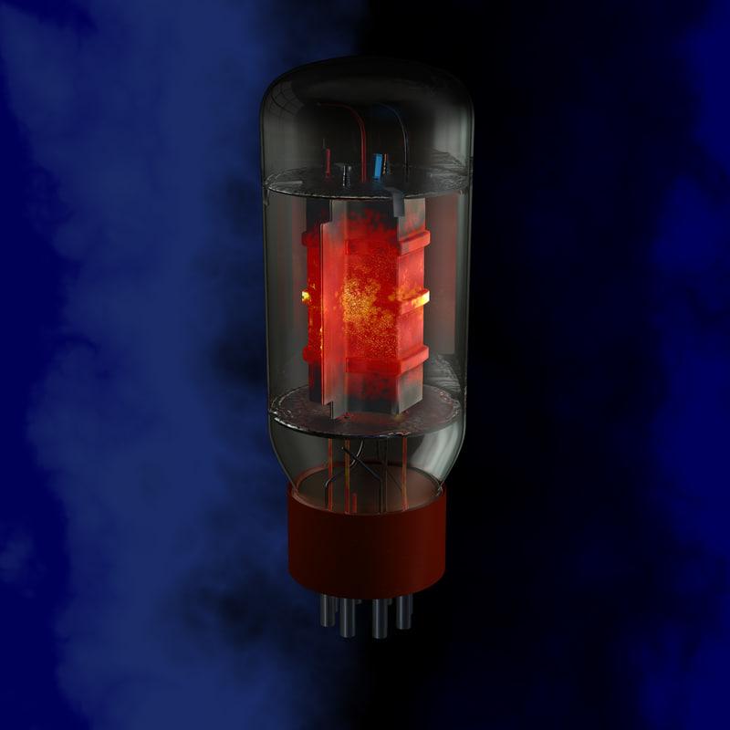 c4d mullard vacuum tube