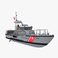 U.S. COAST GUARD 47-Foot Motor Life Boat