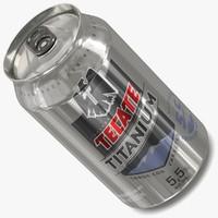 3d model tecate titanium