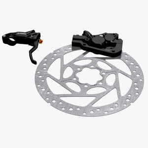 bicycle brake shimano saint 3ds