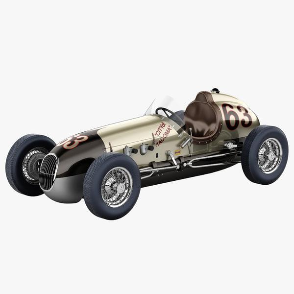 kurtis kraft 2000 vintage 3d model