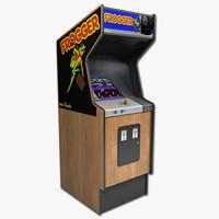Frogger Arcade