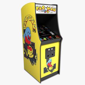 pacman arcade 3ds