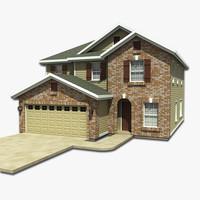 house homes 3d model