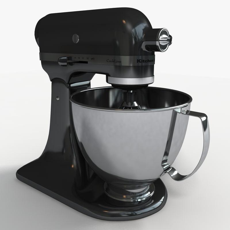 model mixer